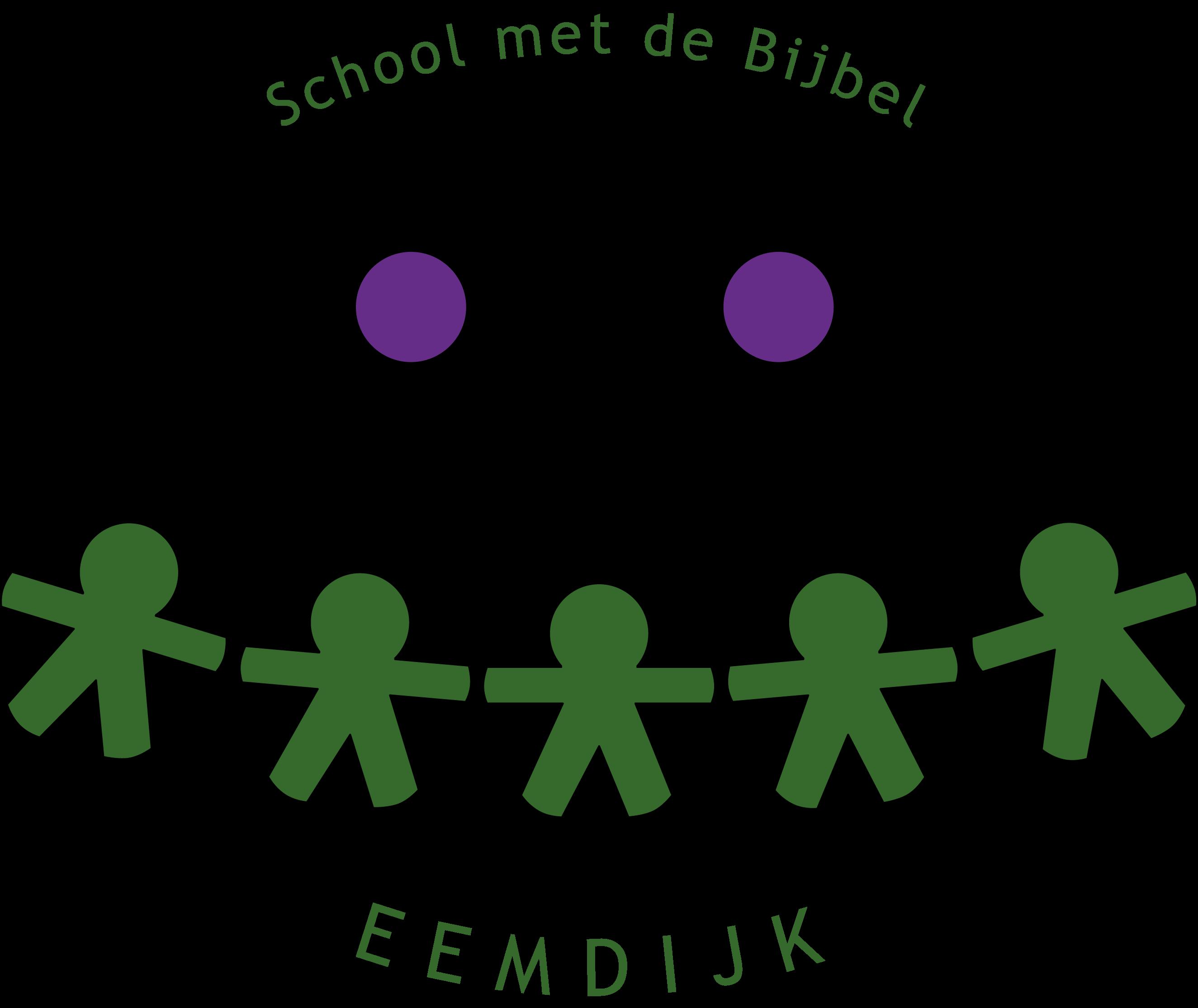School met de Bijbel | Eemdijk | Logo